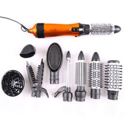 10 in 1 Multifunctional Straight Curly Hair Dryer And Curlin