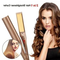 2019 new negative ions 2 in1 hair