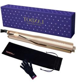 2in1 Hair Curler Straightener Twist Curling Flat irons Style