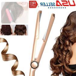 2in1 professional twist hair straightener hair curling