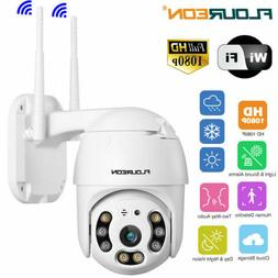 Wireless Wifi 1080P HD Security IP Camera Outdoor Smart Dual