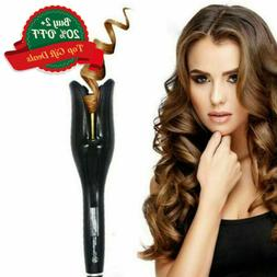 Automatic Curling Iron Air Curler Wand Curl Rotating Magic 1