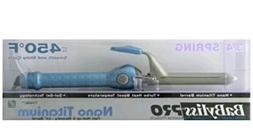 Babyliss Pro BABNT75S Professional Nano Titanium Spring Curl