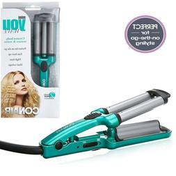Bed Head Deep Waver Curling Hair Ceramic Styler Hot Iron Sal