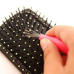 Comb Cleaner,LtrottedJ Comb Cleaner Hair Curlers Cleaning