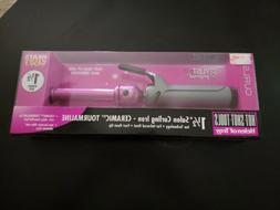 Hot shot tools curling iron 1 1/2 inch salon curling iron ce