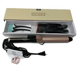 Anjou Curling Iron NEW  360 Degrees F NEW/OPEN
