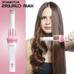 Electric Automatic Curl Hair Curler Iron Curling Wave Curl C