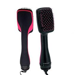 Electric Hair Styler Comb Dryer Brush Hair Blow Comb For Cur
