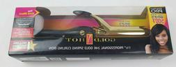 """Gold 'N Hot GH9207 Professional Spring Curling Iron, 1-1/2"""""""