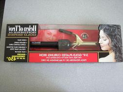 Gold Series 3/4'' Spring Curling Iron
