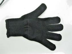 Heat resistant glove, beauty tool, curling iron