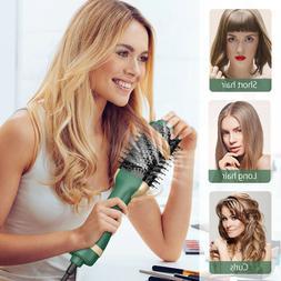 Hot Air Brush Good Comb Hair Dryer Volumizer Straightening C