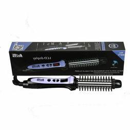 Berta Hot Brush & Hair Curler & Hair Straightener 3 in 1 1.2