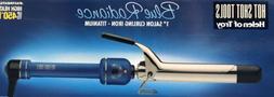 "Helen of Troy Hot Shot Tools Blue Radiance 1"" Salon Curling"