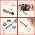 1 1/4 Inch Curling Iron Wand with Tourmaline Ceramic Coating