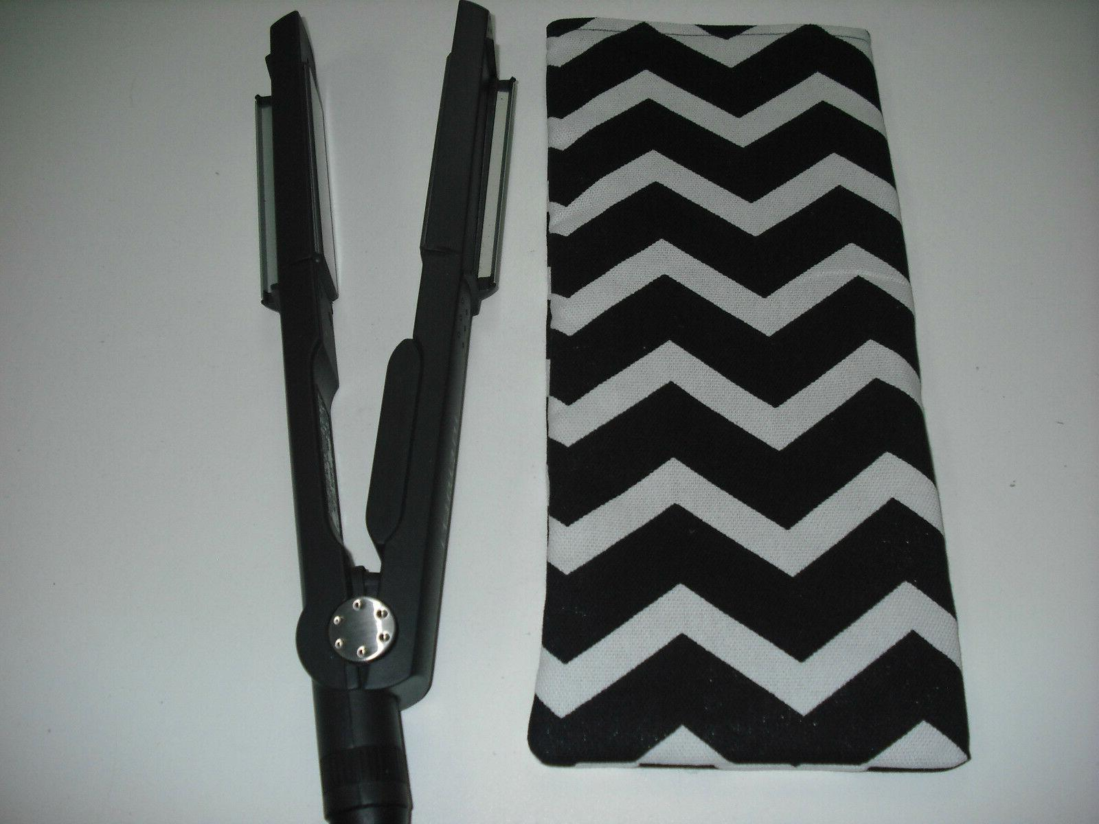 1 flat iron curling iron cover sleeve