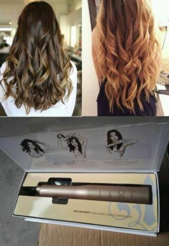 2 in Hair Straightening Gold Titanium