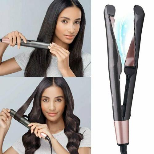 2 in1 Hair Straightener Tyme Style