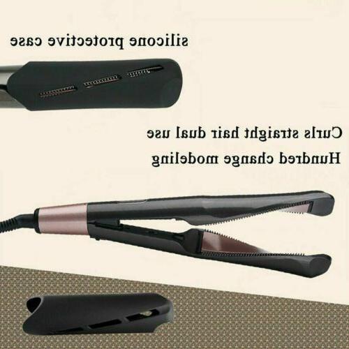 2in1 Curler Twist Flat irons Styler