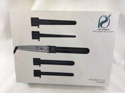 5 in 1 curling iron ns2001a w