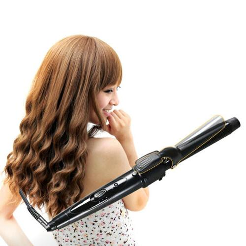 5 1 Interchangeable Ceramic Hair Set Professional Curling Wand