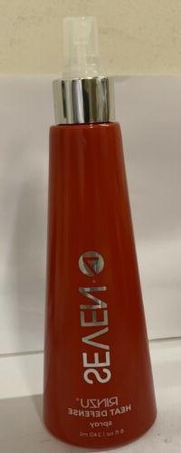 Seven 7 RINZU Heat Defense spray 8 fl oz NEW