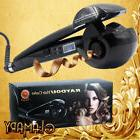 AUTO Electric Curling Iron Fast Professional Hair Curler Rol