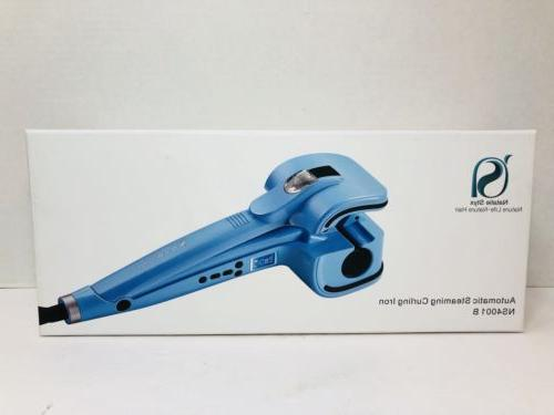 automatic steaming curling iron ns4001b by
