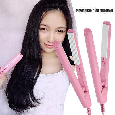 Ceramic Electronic Hair Straightener Hair Iron