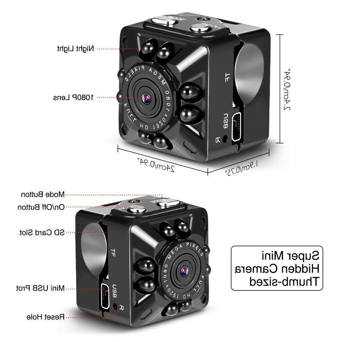 Cop Camera FHD1080 Detection Vision