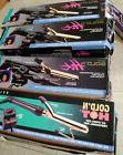 Gold 'N Hot CURLING IRON PROFESSIONAL 24K GOLD SPRING Grip T