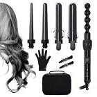 PARWIN BEAUTY Curling Wand 5 in 1 Professional Curling Iron