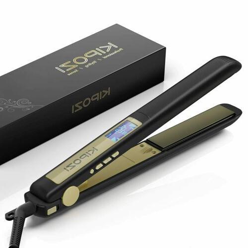 hair straightener curling flat iron salon high