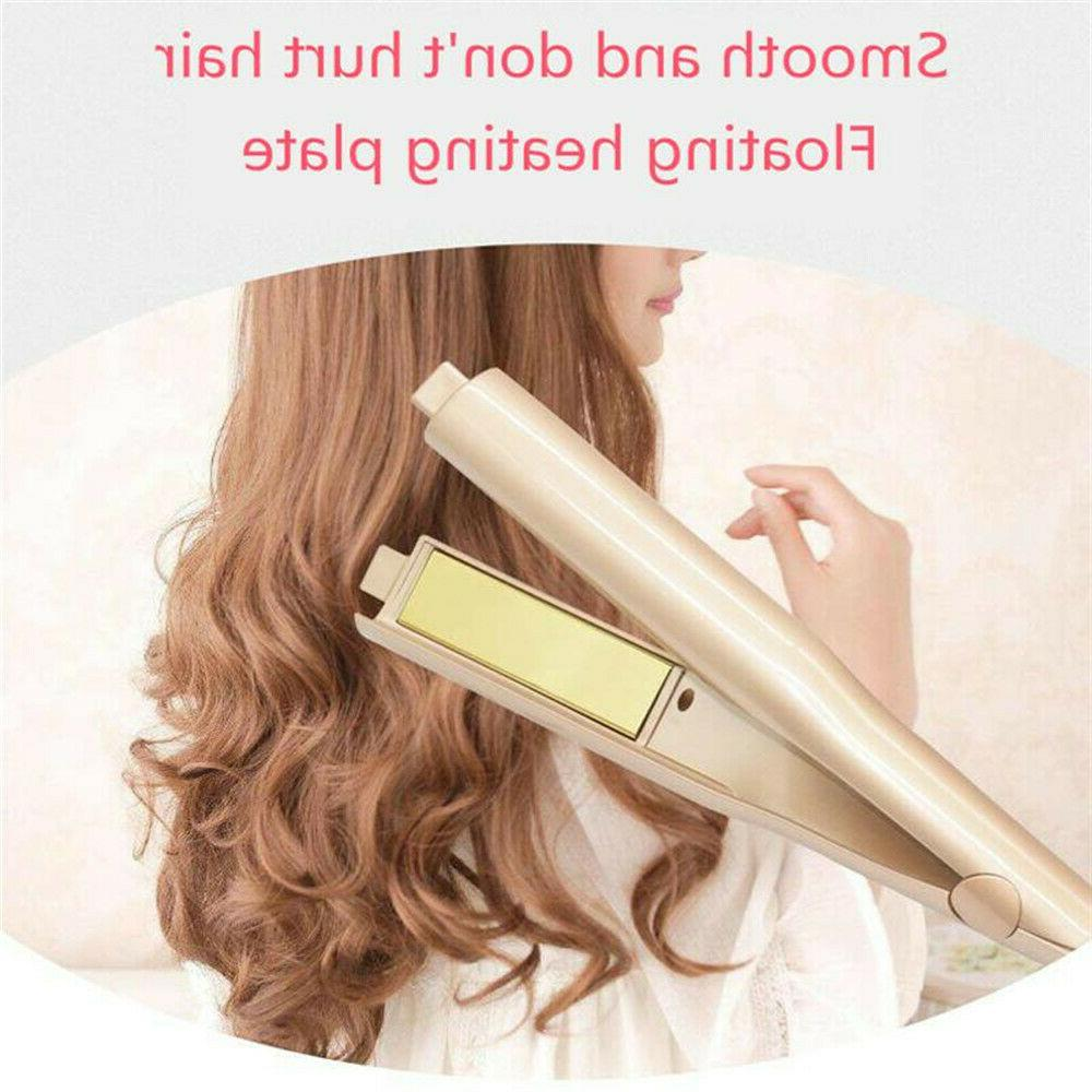 Hair Straightener Negative Curling Iron IN 1 Hair Care IRON