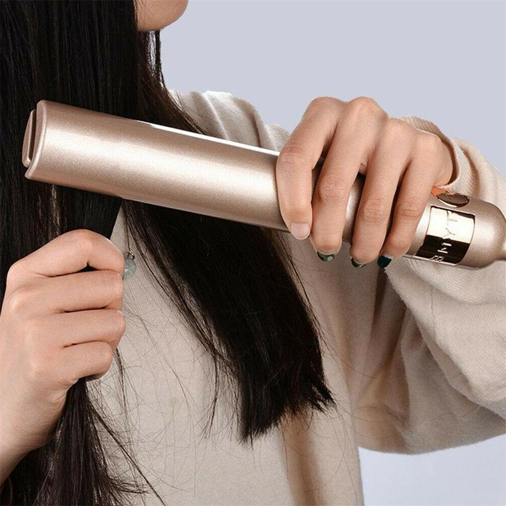 Hair Straightener Curling 1 Care IRON PRO