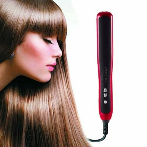 Electric Ceramic Heated Beard Straight Style Curling