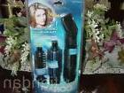 "New! CONAIR 1 1/4"" CERAMIC COATED HOT AIR CURLING IRON BRUSH"