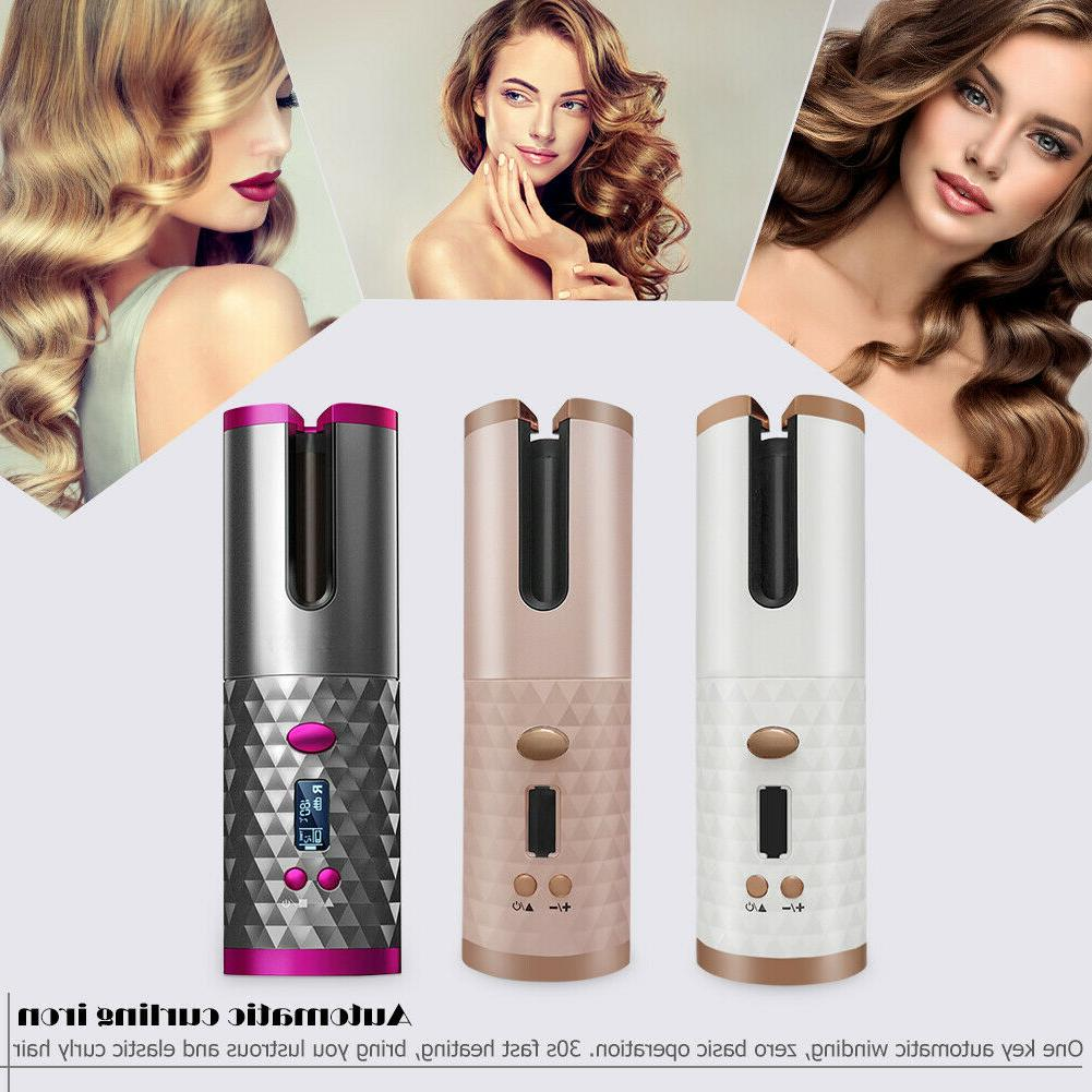 Smart Curling Curly Hair Machine