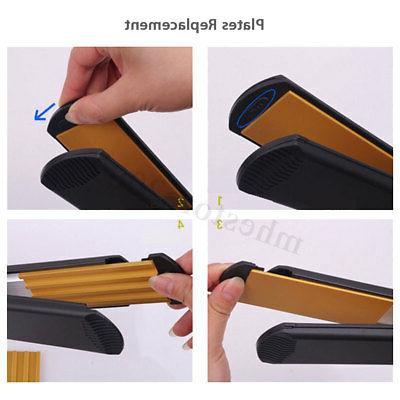 Pro 4 1 Replaceable Ceramic Crimper Straightener