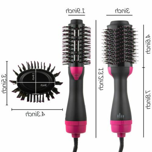 Professional 1 Electric Hair Straight Comb Curling Iron US