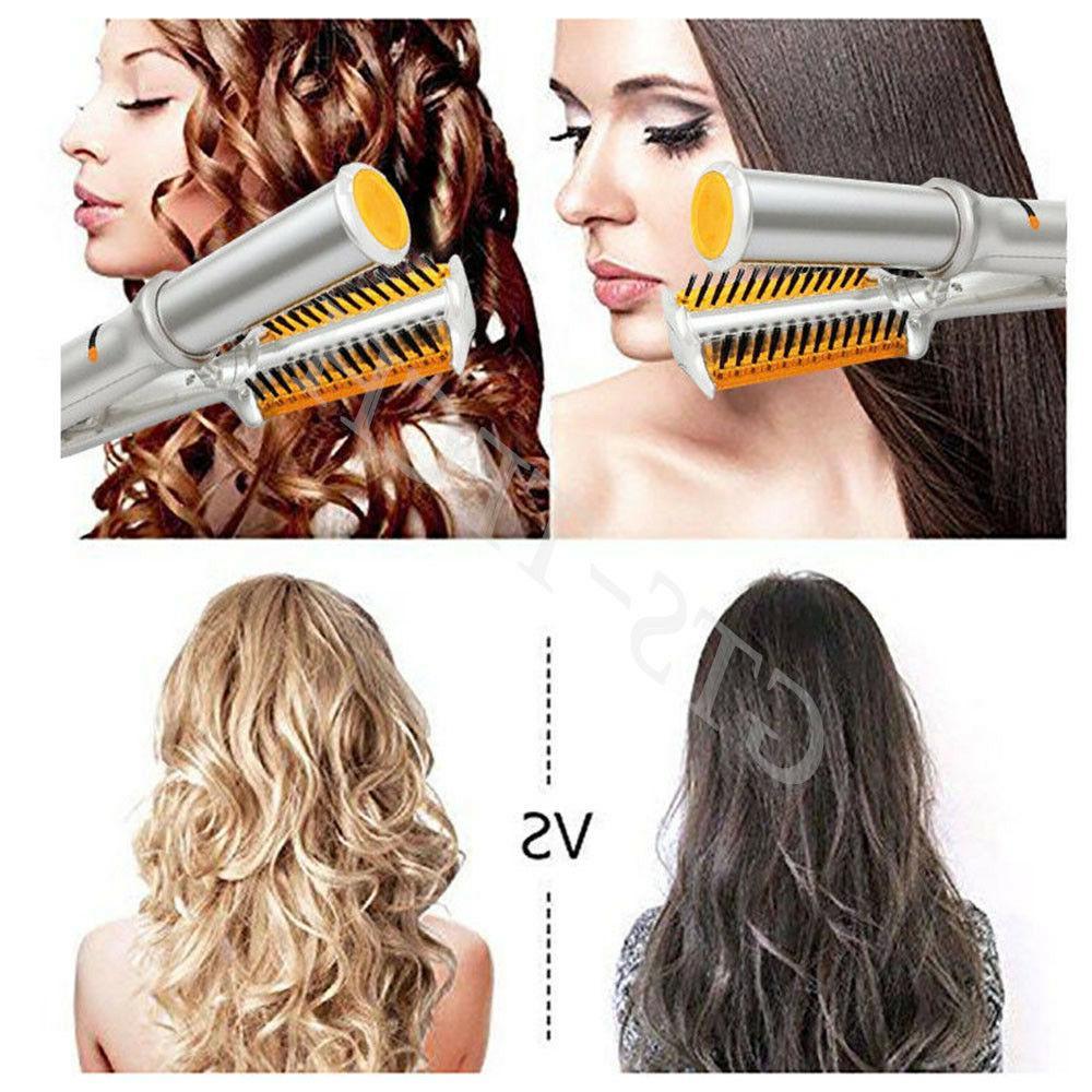 Dry Iron Hair Straightener