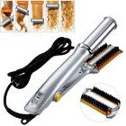 Professional 3 in 1 2-Way Rotating Curling Iron Hair Brush C