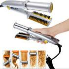 Professional 3in1 2-Way Rotating Curling Iron Hot Hair Curle
