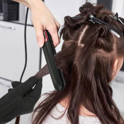 Professional 2 Twist Hair Curling Straightening Iron Curl