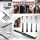 Professional Pro Series 4 in 1 Salon Hair Wand Set Curling I
