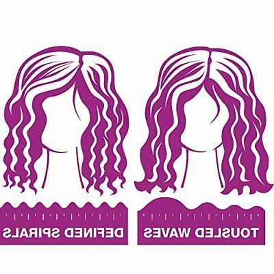 Rock Roller Ceramic Hair Teal