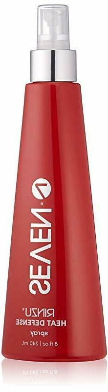 SEVEN Rinzu Heat Defense Spray, 8 fl. oz.