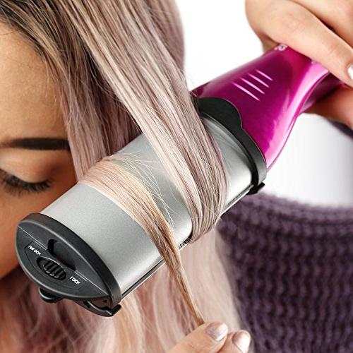 Bed Swerve Curve Hair Waver and Wand In 1