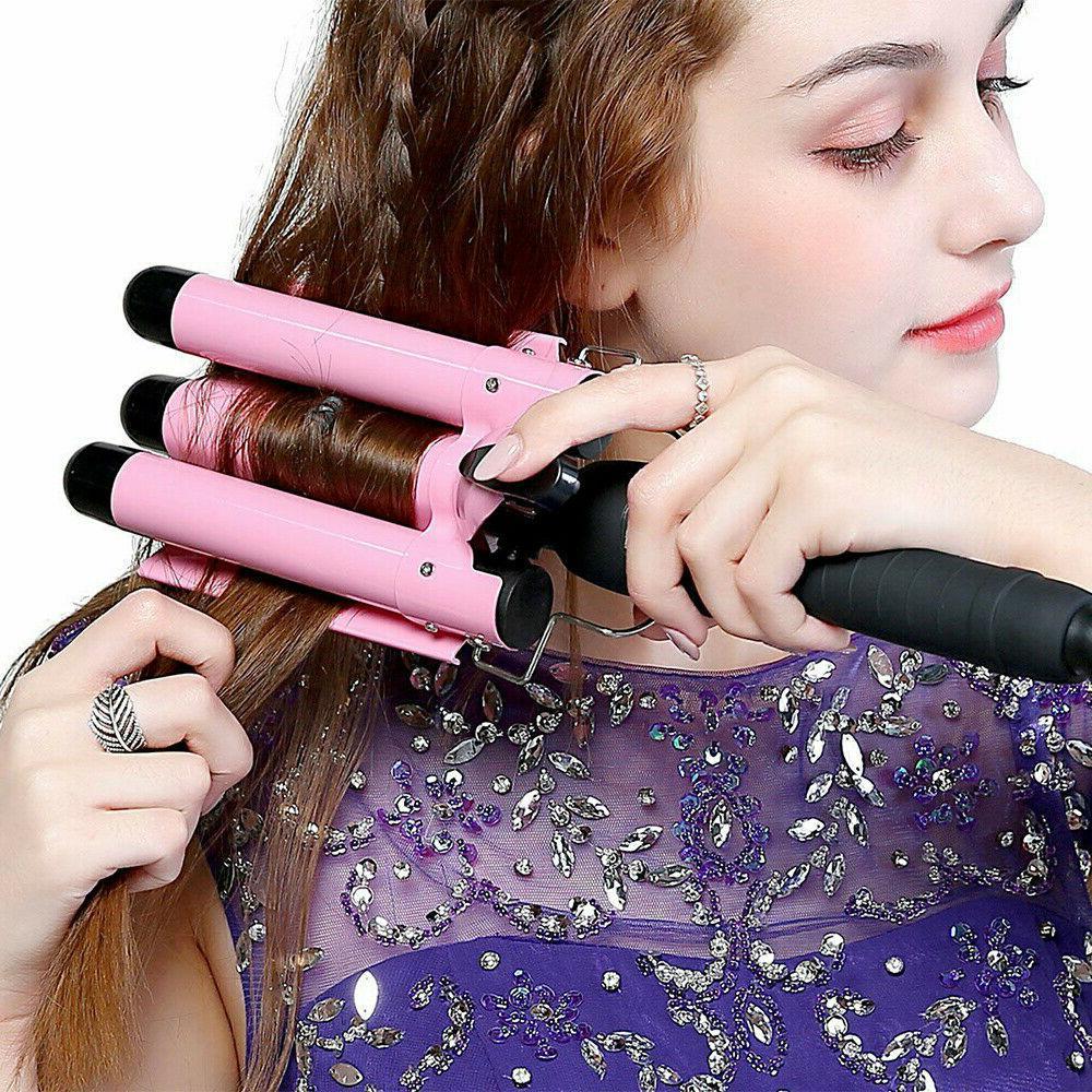Hair Salon Curling Wand